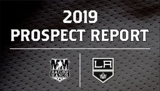 LA Kings 2019 Midseason Prospect Rankings: Starting at No. 10