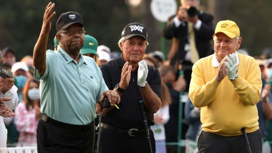 7 quotes that define Day 1 of the Masters