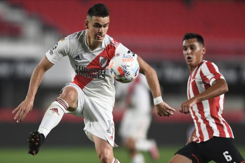 Rafael Santos Borre heading to Brazil as his days with River Plate could be coming to an end