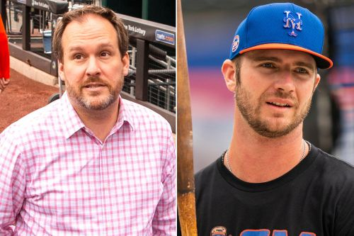 Mets GM calls Pete Alonso 'conspiracy theorist' over comments on 'manipulated' baseballs