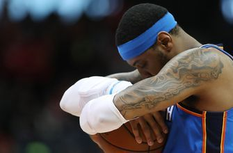 Skip Bayless on Carmelo: 'He's lost his edge'