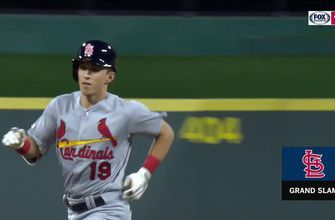 WATCH: Tommy Edman hits a grand slam to put Cardinals ahead