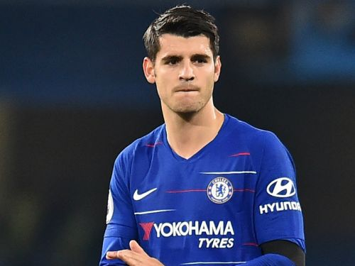 Sarri insists Morata's Chelsea career isn't over as he explains Man City snub