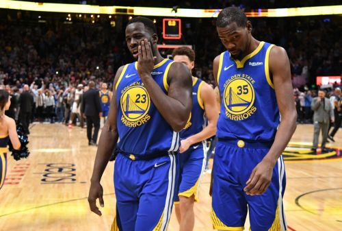 Report: Kevin Durant, Draymond Green Confrontation Carried Into Locker Room