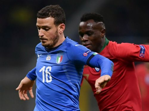 Ronaldo-less Portugal draw Italy to advance in Nations League