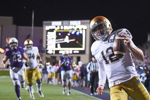 Mike Tirico has waited for Notre Dame-Syracuse battle like this