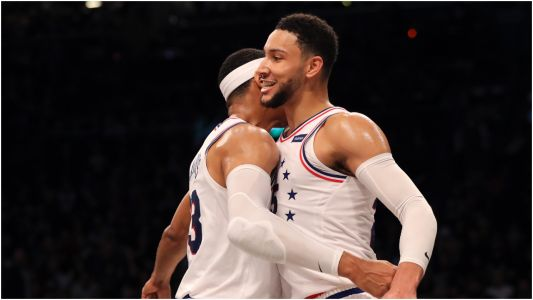 NBA playoffs 2019: Ben Simmons 'exceptional' as Sixers take series lead against Nets