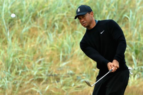 Tiger Woods prepares strategy for 'most difficult' British Open