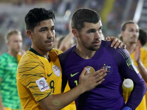 Australia 0 Uzbekistan 0 : Ryan heroics see holders hobble onwards