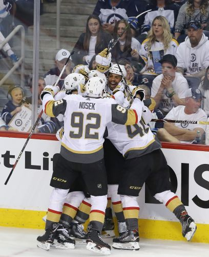 Golden Knights, in first NHL season, do the unthinkable in reaching Stanley Cup Final
