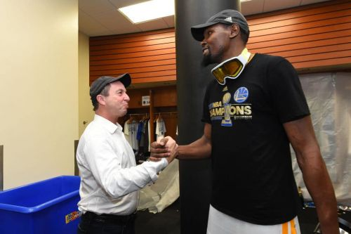 Joe Lacob: Warriors to Re-Recruit Kevin Durant in Free Agency