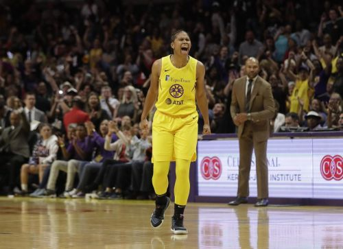WNBA suspends L.A. Sparks guard Riquna Williams 10 games for domestic violence