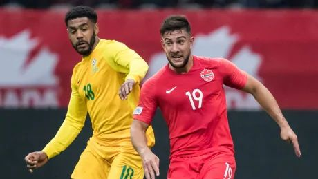 Canadian men's soccer squad off to Gold Cup with win over French Guiana