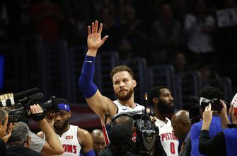 Blake Griffin scores 44 points against former team