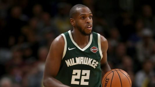 Khris Middleton: Bucks are itching for NBA playoffs