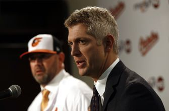 'Up and coming star' Hyde settles in as Orioles manager