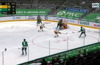WATCH: Stars Open the Season with a 7-0 Shutout over the Predators