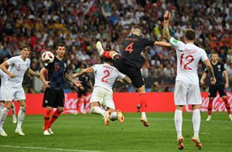 Perisic scores a nifty second-half equalizer for Croatia vs. England