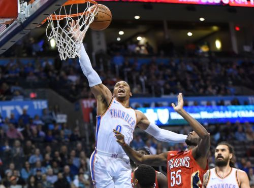 Westbrook to miss 2nd straight with ankle sprain