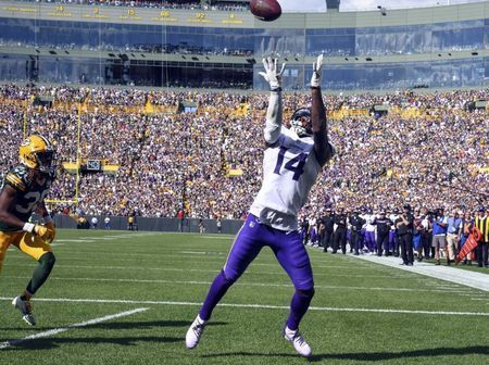 Frustrated Vikings out to drill winless Bills