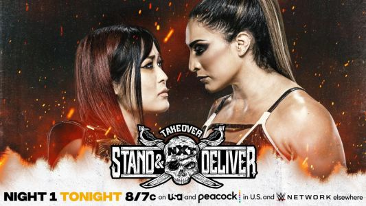 2021 NXT TakeOver: Stand and Deliver live stream, watch online, start time, Night 2 card, matches