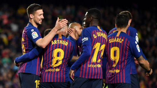 Power Rankings: Barcelona hold firm at No. 1, Liverpool second