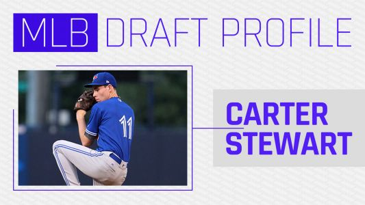 MLB Draft 2018: Carter Stewart's ceiling is the highest of any pitcher in the draft