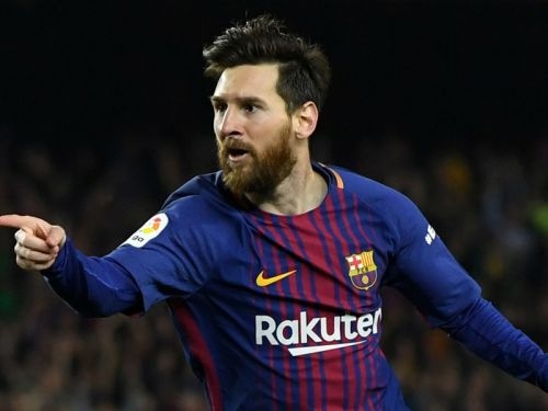 Messi named as new Barcelona captain
