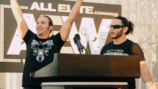 Young Bucks on their vision for AEW and being 'unafraid' of the future