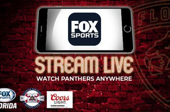 PROGRAMMING ALERT: Florida Panthers alternate TV channel information for Jan. 18-19