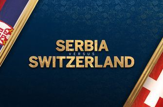 Full Match Replay: Serbia vs. Switzerland