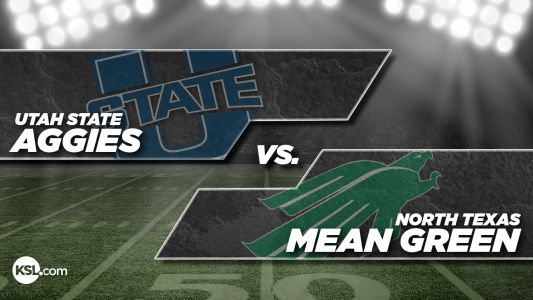 Bowl Game Center: Utah State vs. North Texas