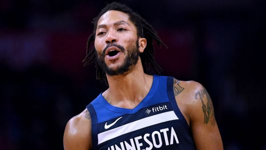 NBA wrap: Timberwolves' Derrick Rose scores 29 second-half points, hits game-winner vs. Suns