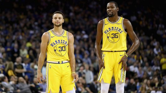 Warriors' Kevin Durant on Stephen Curry: 'He's a once-in-a-generation, once-in-a-lifetime talent'