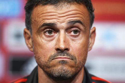 Spain national soccer coach Luis Enrique steps down