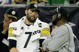 Jason Whitlock: The Steelers are making a mistake putting Big Ben and Mike Tomlin on unequal footing