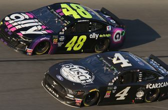 Kevin Harvick: 'Jimmie is one of the most disrespected great drivers'   FOX NASCAR