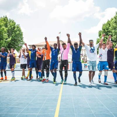 CAIS changing lives through Street Football Project
