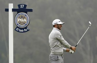 A brief look at the third round of the PGA Championship