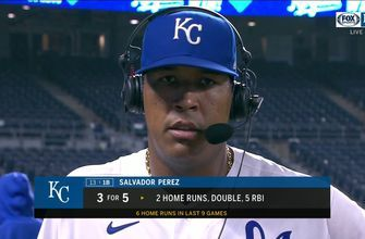 Salvy still cautious of the Salvy Splash: 'Let me know if someone is coming'