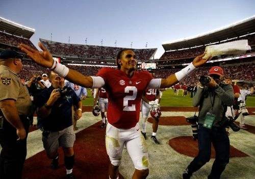 The quarterback transfer market is reshaping college football for the better