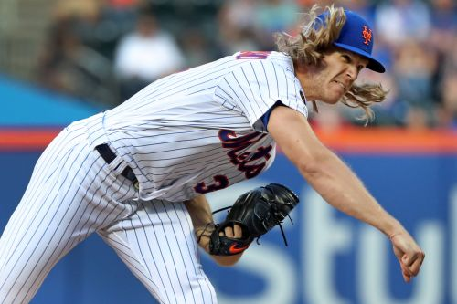 Noah Syndergaard's first start back was just what Mets needed