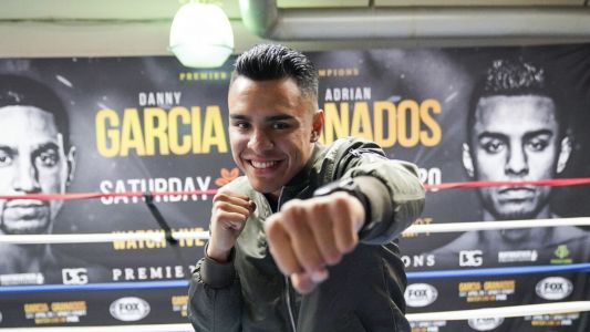 Adrian Granados looks for signature win against Danny Garcia after past disappointments