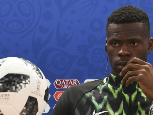 'I try to overcome pressure' - Nigeria's Uzoho unruffled despite burden of expectations