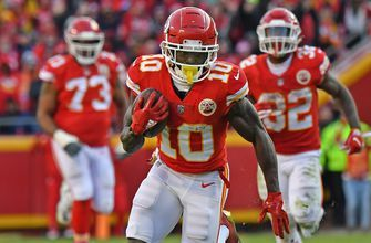 Cris Carter says Tyreek Hill is the X-Factor for the Chiefs in this weekend's AFC Championship