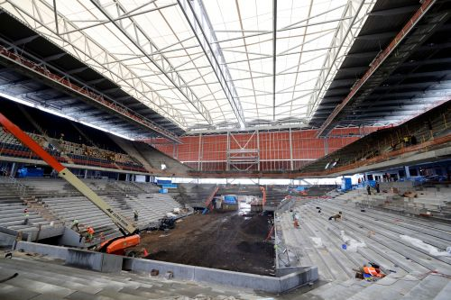 US Open set to open second roofed stadium with new Armstrong
