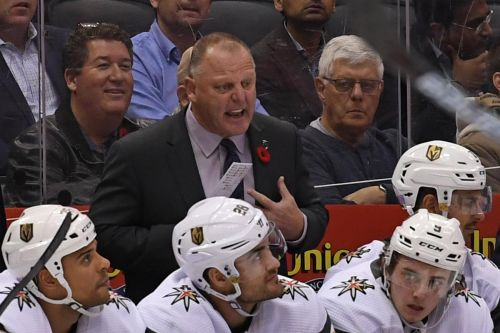 Golden Knights fire head coach Gerard Gallant, hire Peter DeBoer as replacement