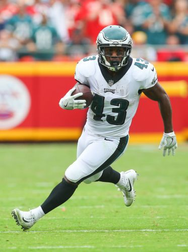 Eagles RB Darren Sproles will retire after 2018 season
