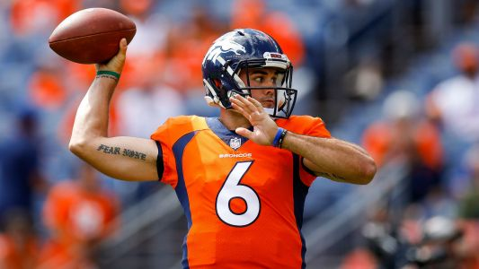 Ex-Broncos QB Chad Kelly pleads guilty to trespassing