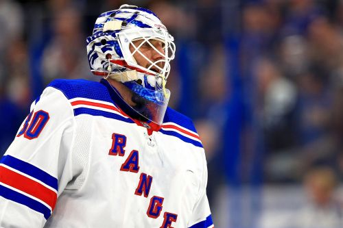 Henrik Lundqvist's self-review: 'I need to do better'